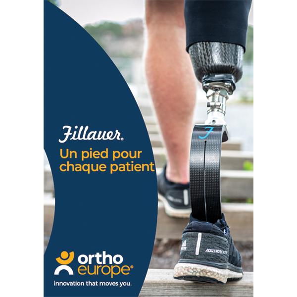 Fillauer Feet Brochure - FR